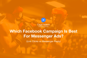 Best Facebook campaigns for messenger ads. Link clicks or messenger replies?
