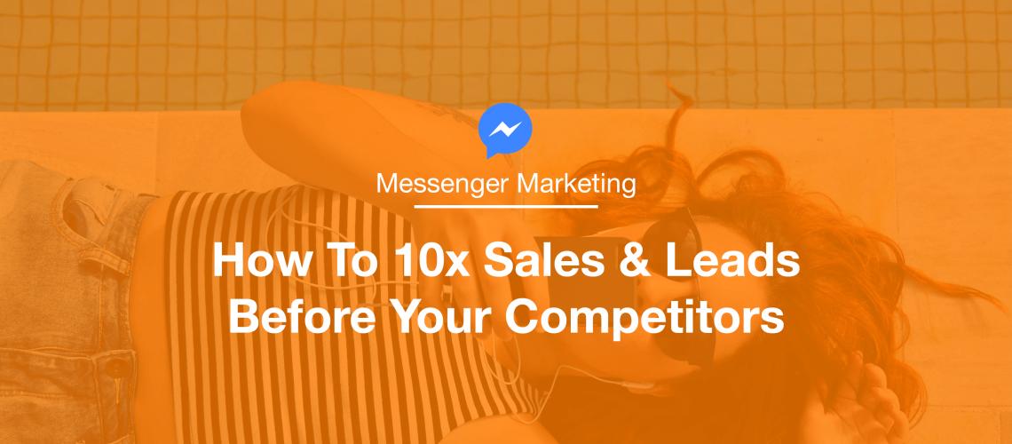 messenger-10x-sales-cover
